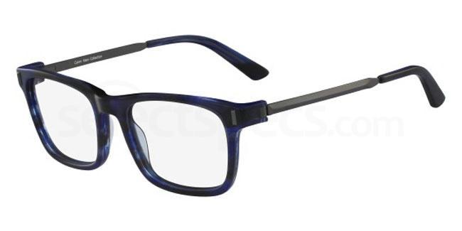 412 CK8553 Glasses, Calvin Klein