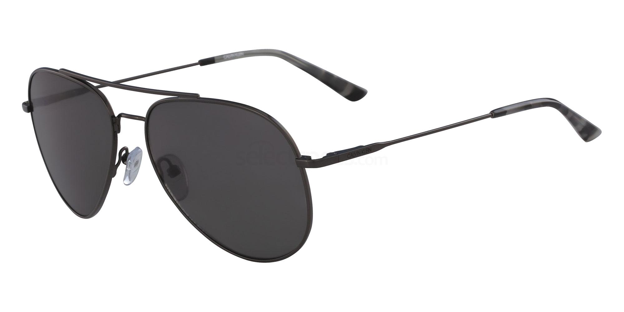 008 CK18105S Sunglasses, Calvin Klein