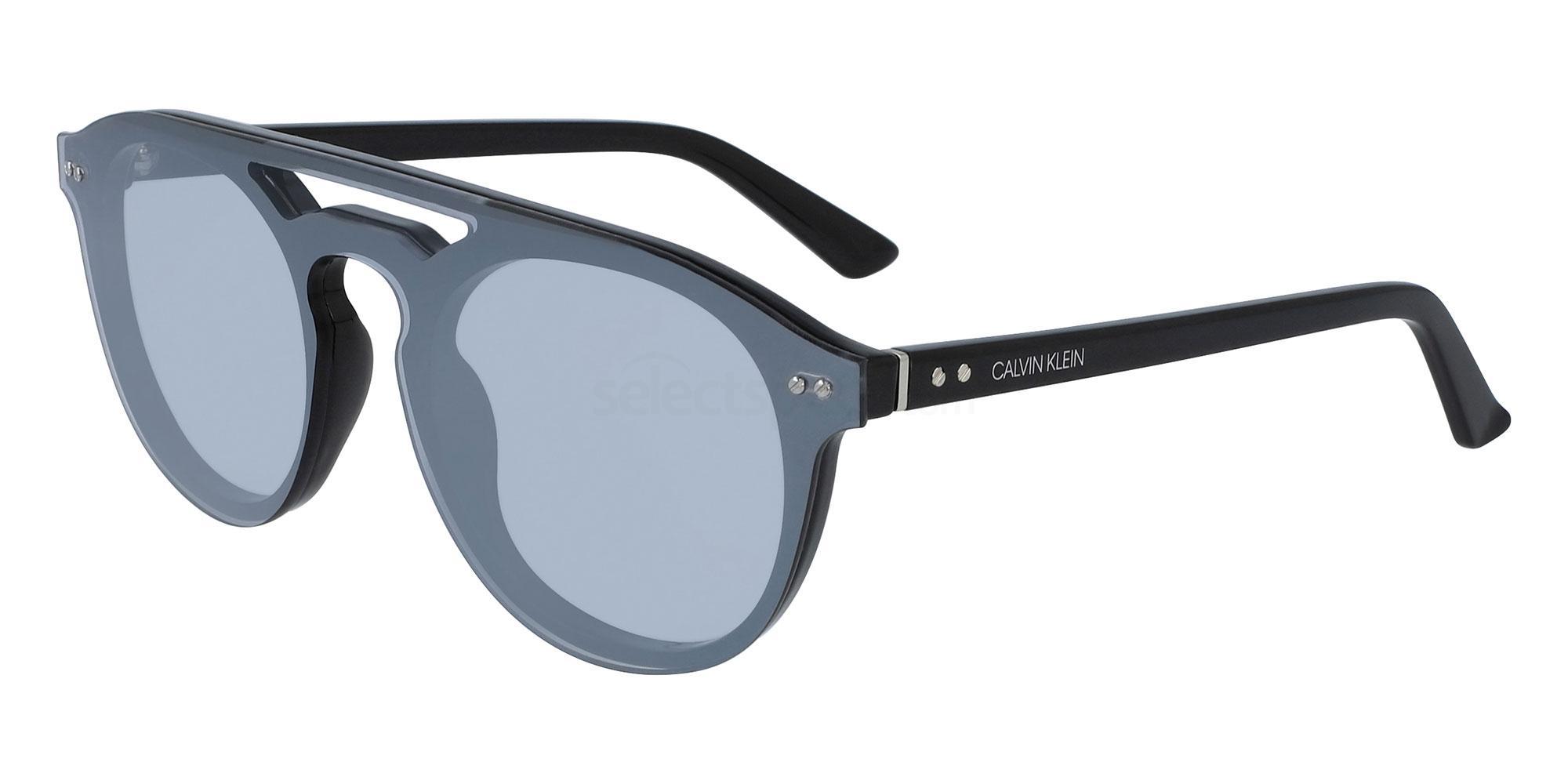 045 CK19500S Sunglasses, Calvin Klein