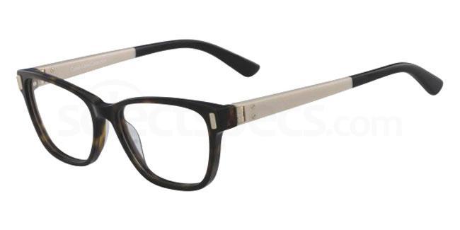 214 CK8570 Glasses, Calvin Klein