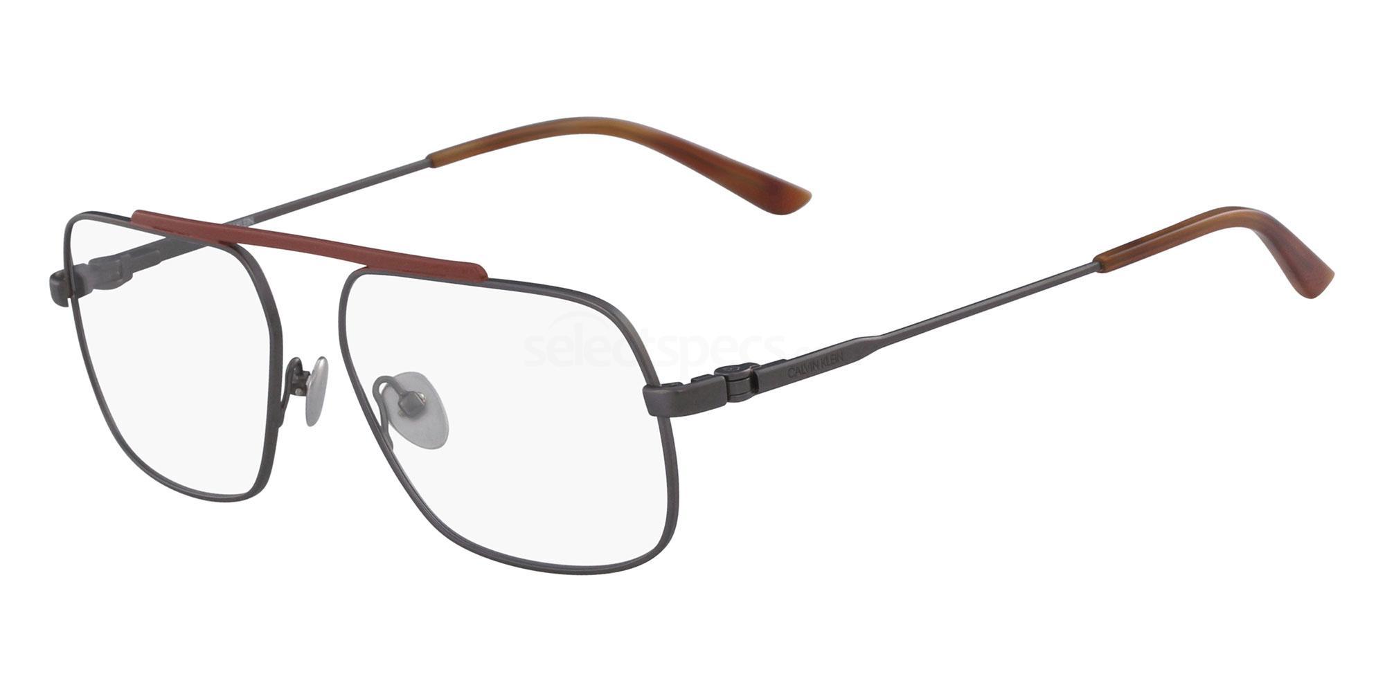 009 CK18106 Glasses, Calvin Klein