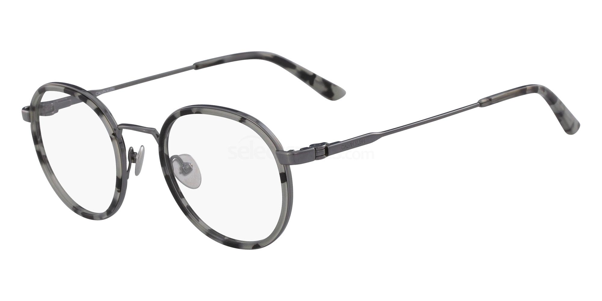 071 CK18107 Glasses, Calvin Klein