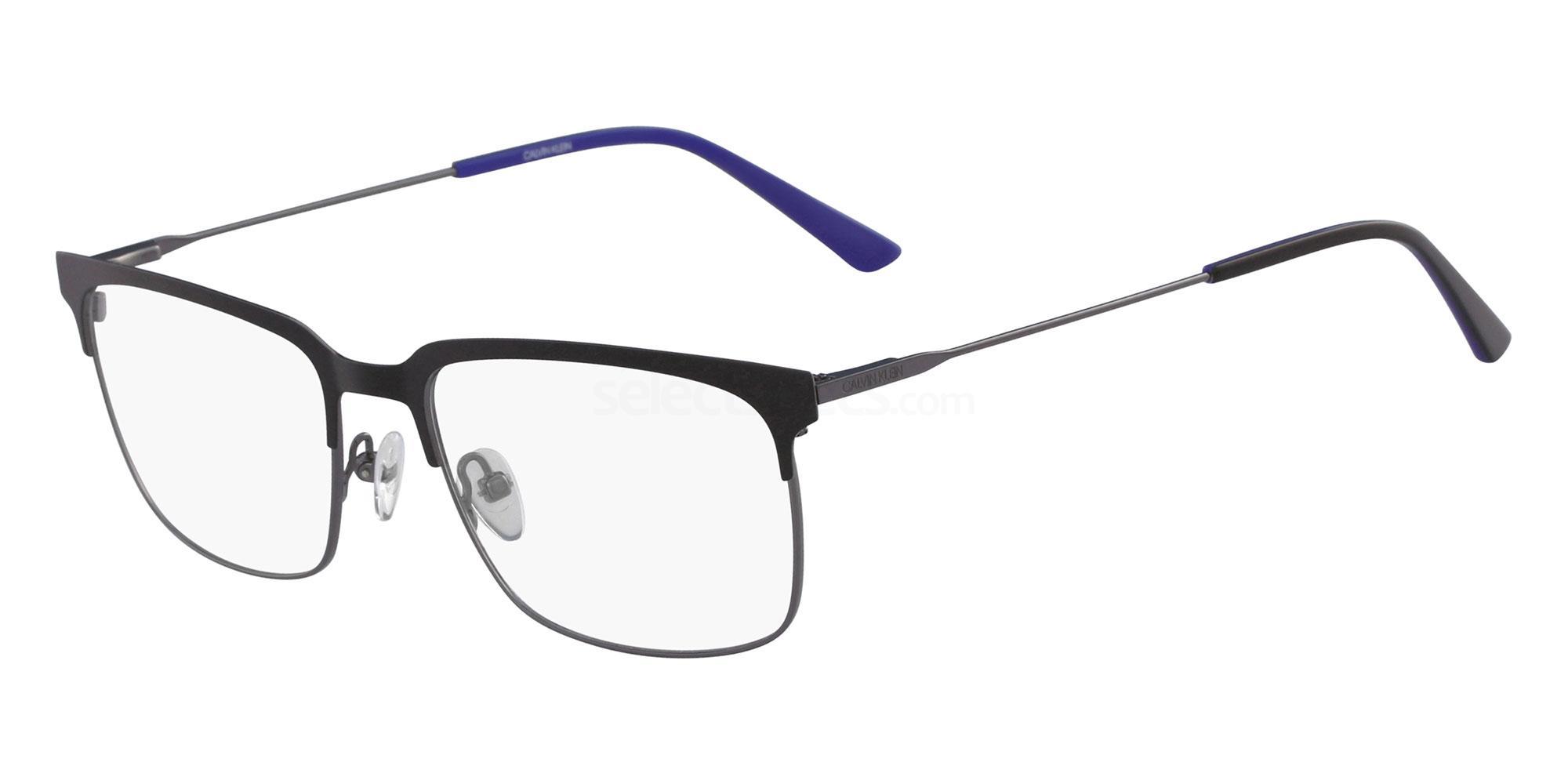 001 CK18109 Glasses, Calvin Klein