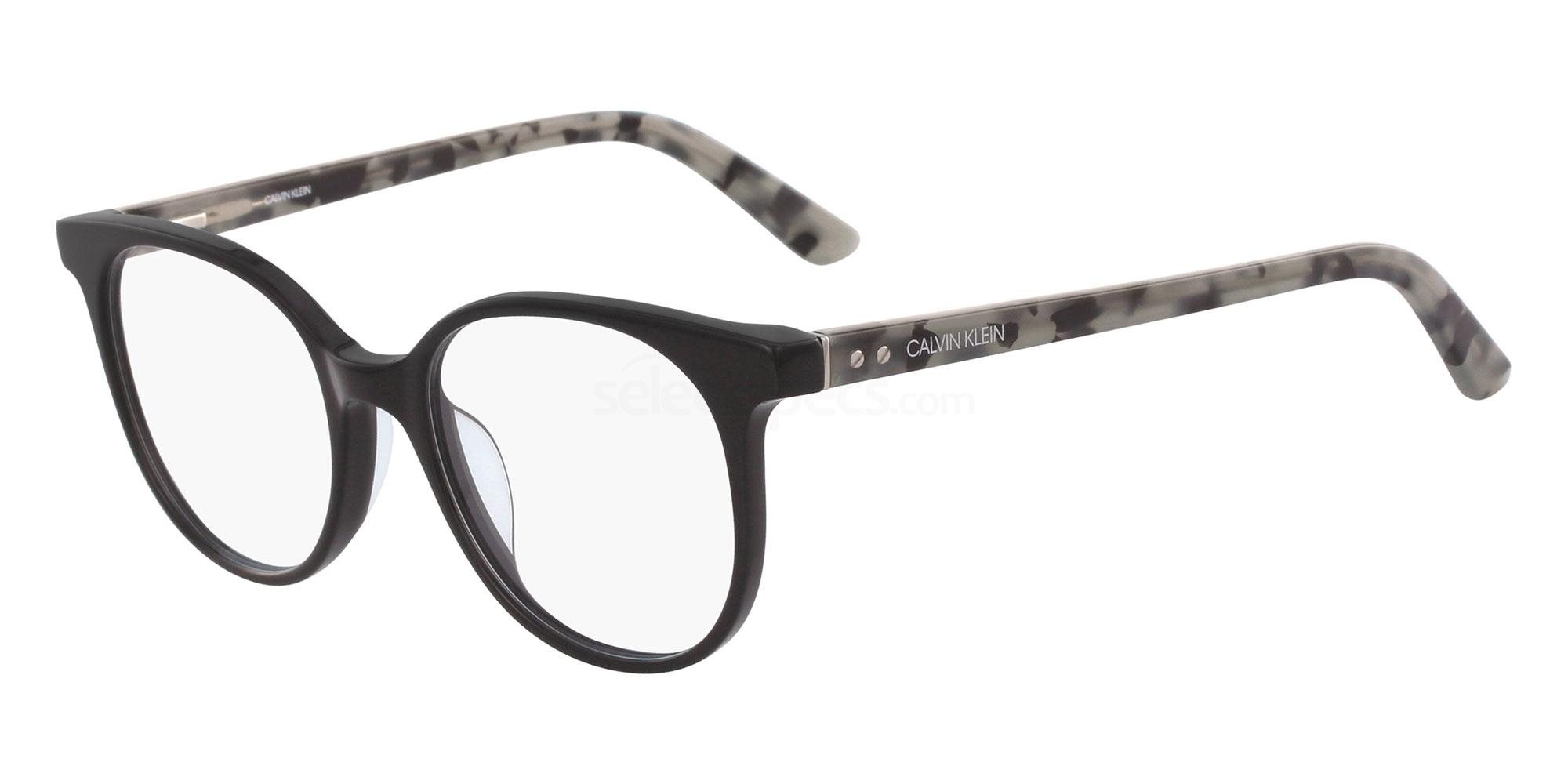 001 CK18538 Glasses, Calvin Klein