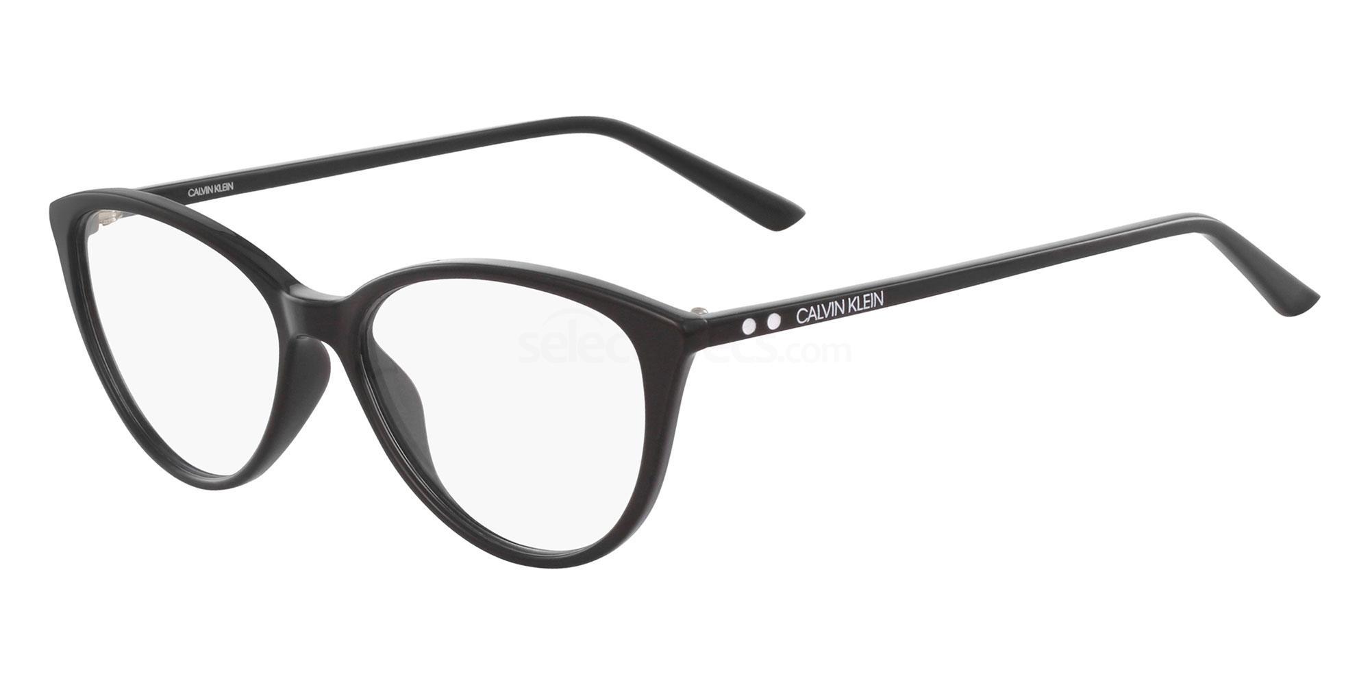001 CK18543 Glasses, Calvin Klein