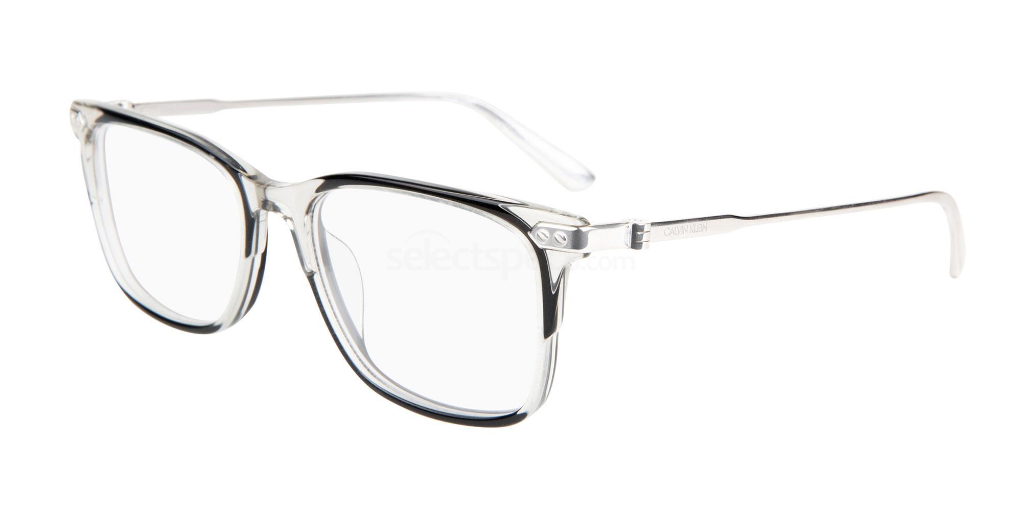 072 CK18704 Glasses, Calvin Klein