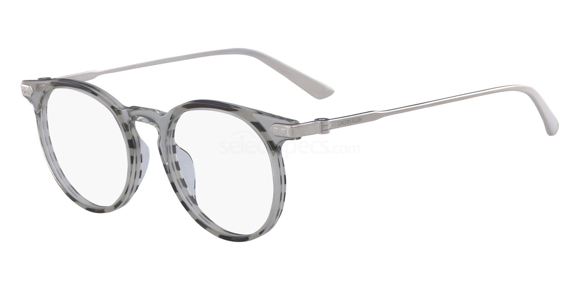 073 CK18705 Glasses, Calvin Klein