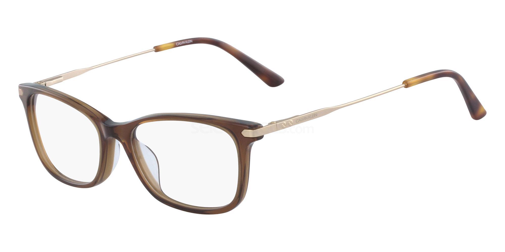 210 CK18722 Glasses, Calvin Klein