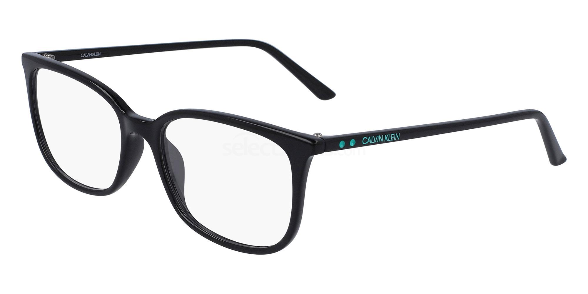 001 CK19515 Glasses, Calvin Klein