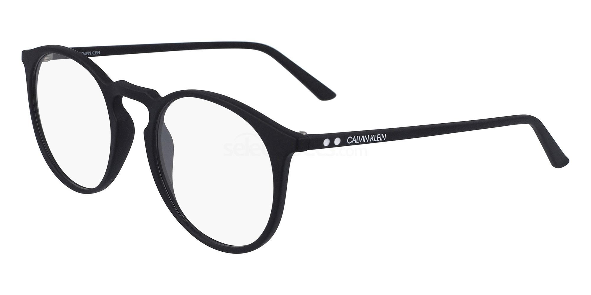 001 CK19517 Glasses, Calvin Klein