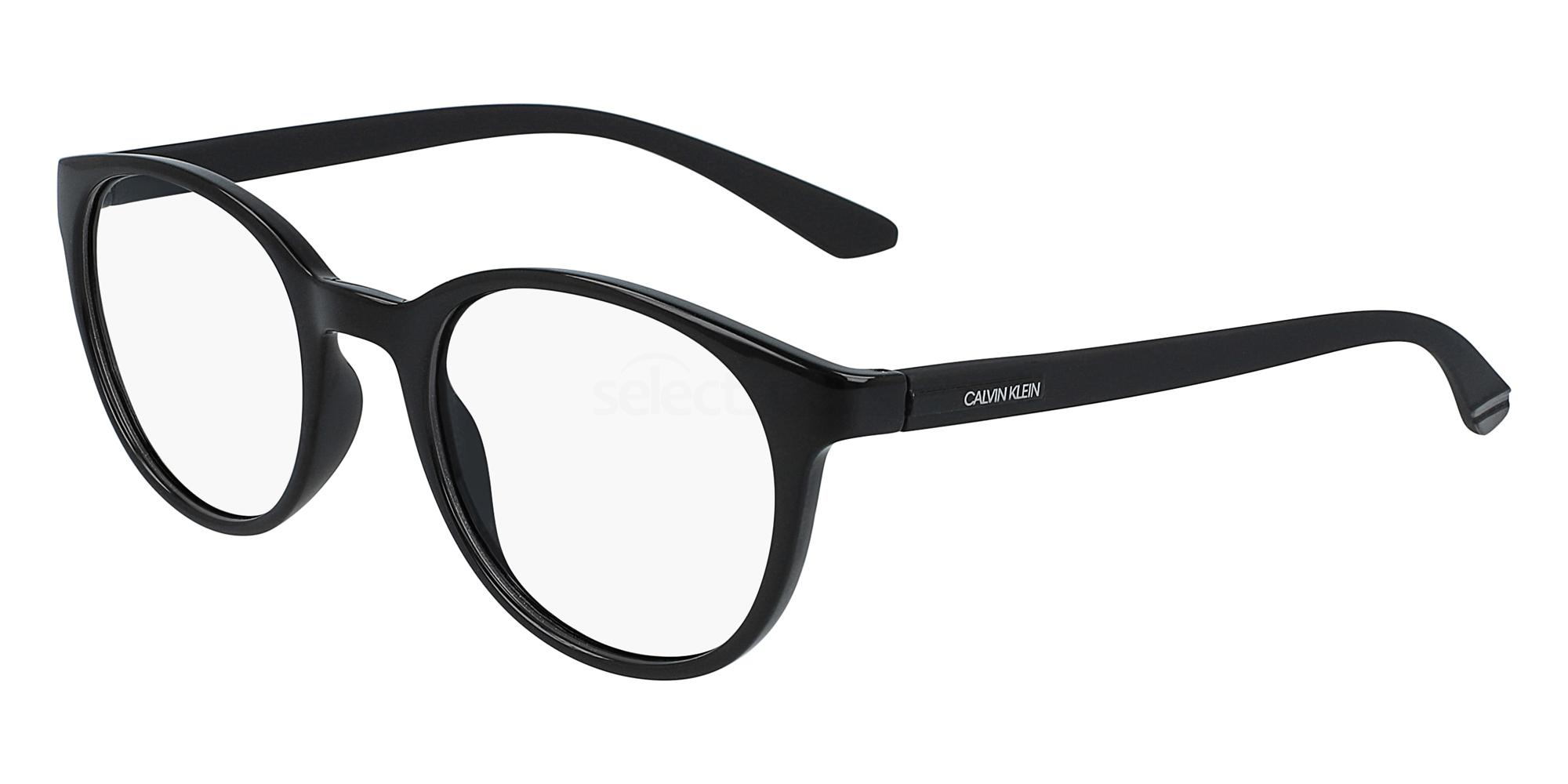 001 CK19570 Glasses, Calvin Klein