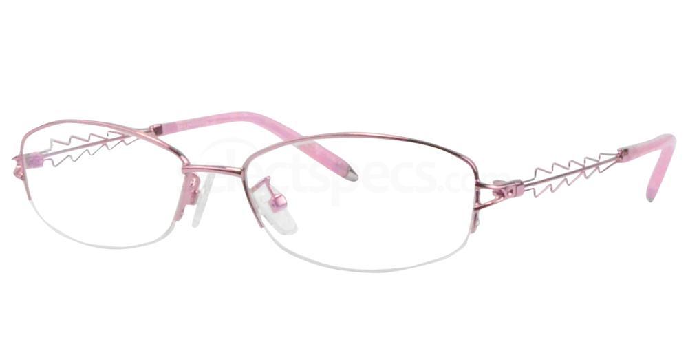 Pink B-56157 Glasses, Sigma
