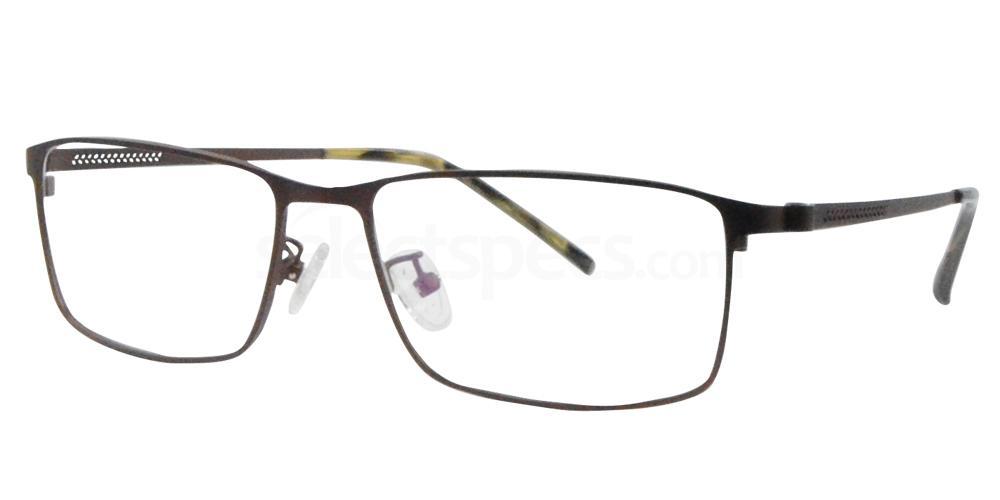 Bronze 8134 Glasses, Sigma