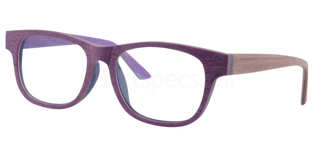 Purple/Blue SDM3024 Glasses, Sigma
