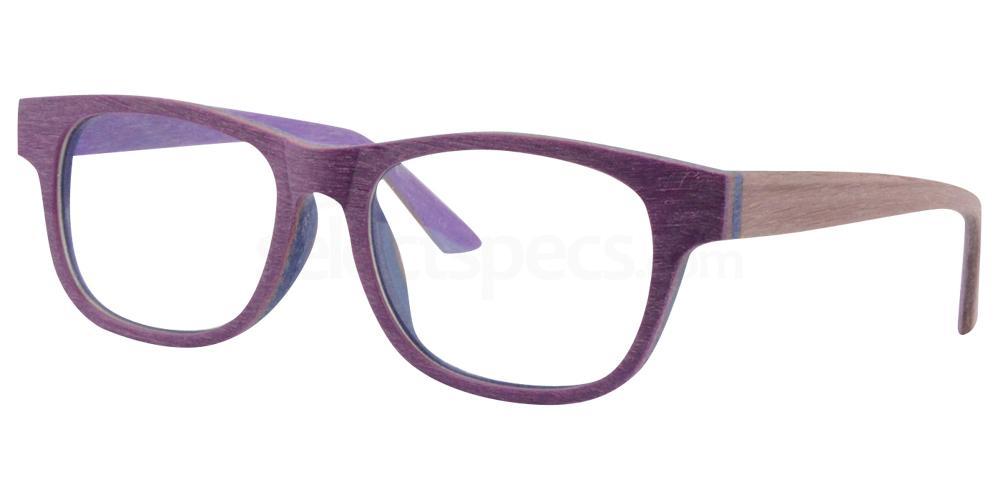 Purple/Blue SDM3024 Glasses, Sigma