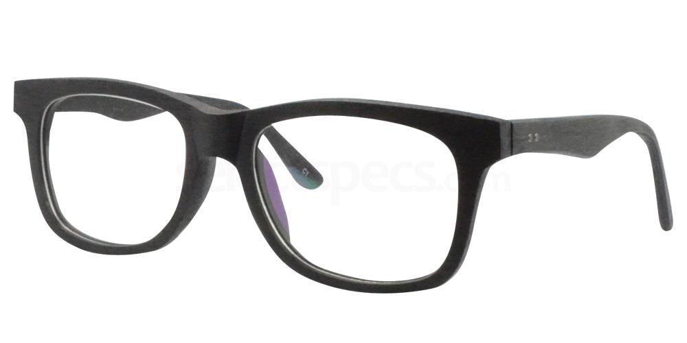 Black SDM3021 Glasses, Sigma