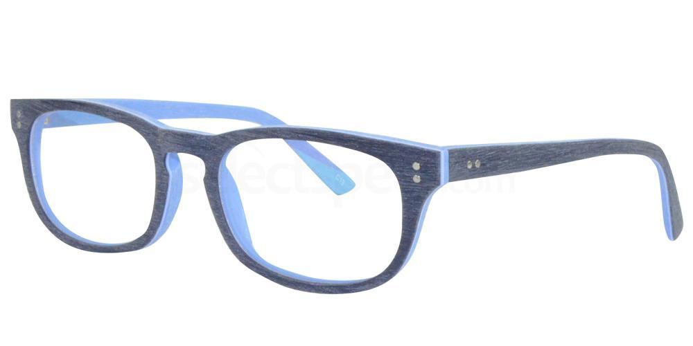 Blue SDM3016 Glasses, Sigma