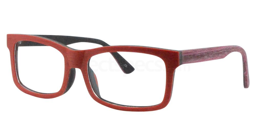 Red/Black SDM3011 Glasses, Sigma