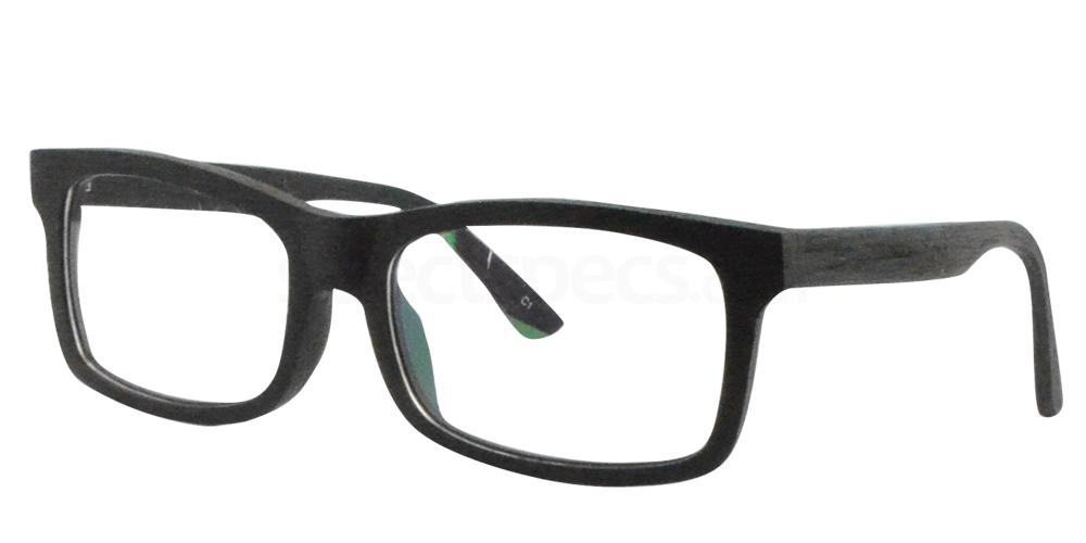 Black SDM3011 Glasses, Sigma