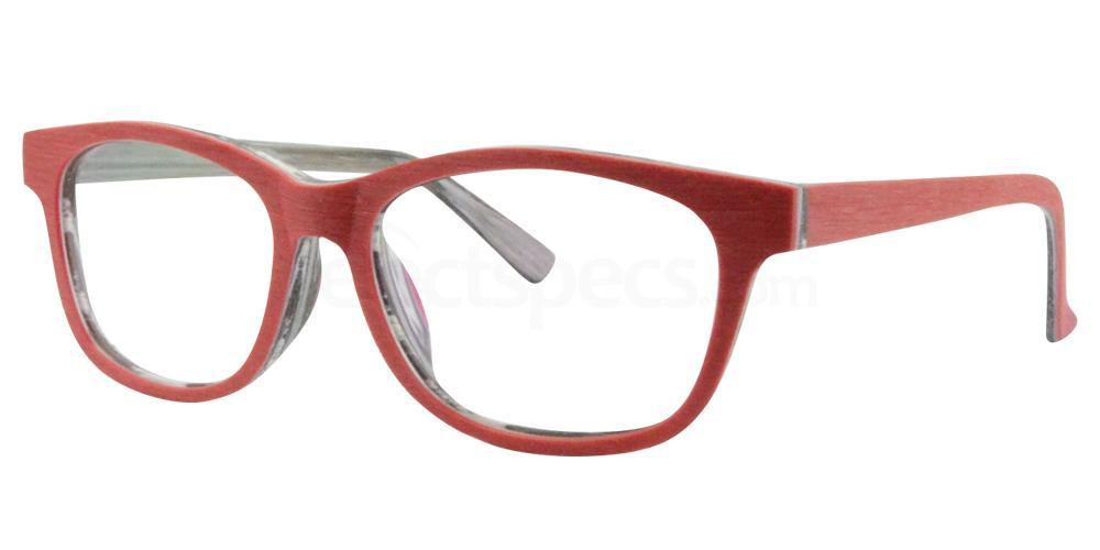 Red/White/Grey SDM3019 Glasses, Sigma