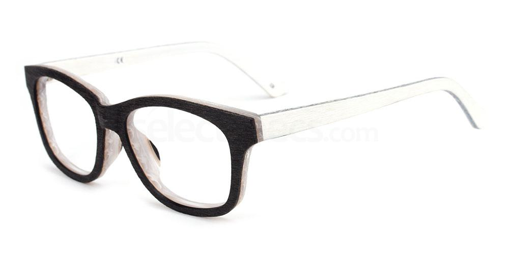 Grey/Mustard SDM3019 Glasses, Sigma