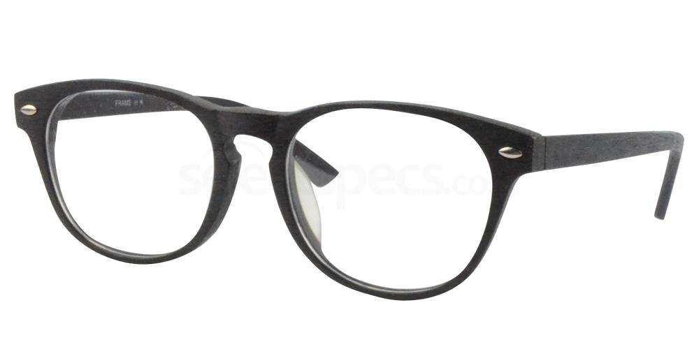 Black 1207 Glasses, Sigma