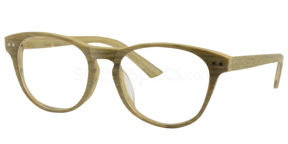 wooden eyewear bamboo sustainable glasses 2021 Sigma 1207