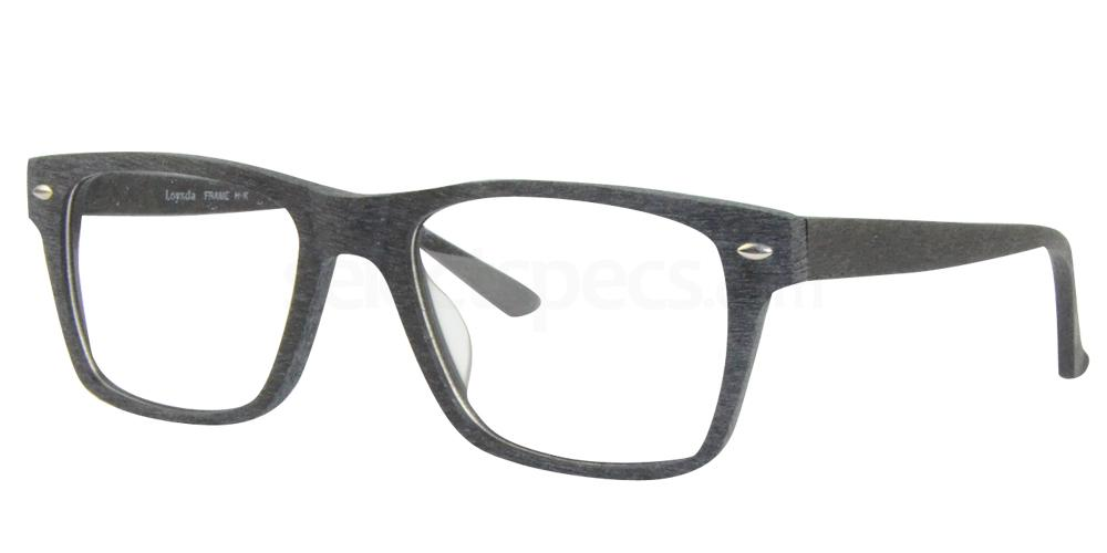 Black 1201 Glasses, Sigma