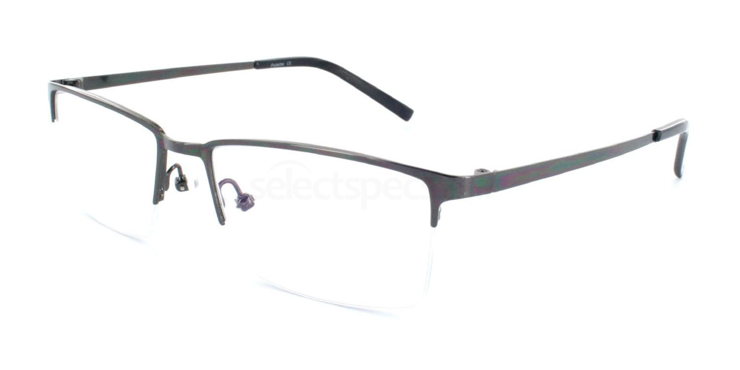 Gunmetal 9340 Glasses, Sigma