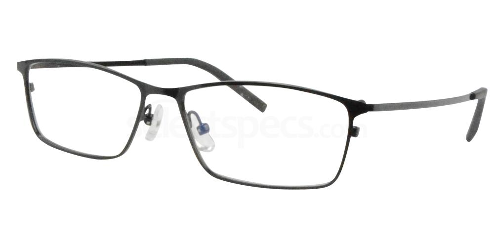 Black 9368 Glasses, Sigma