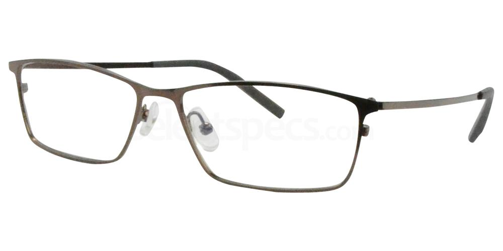 Bronze 9368 Glasses, Sigma