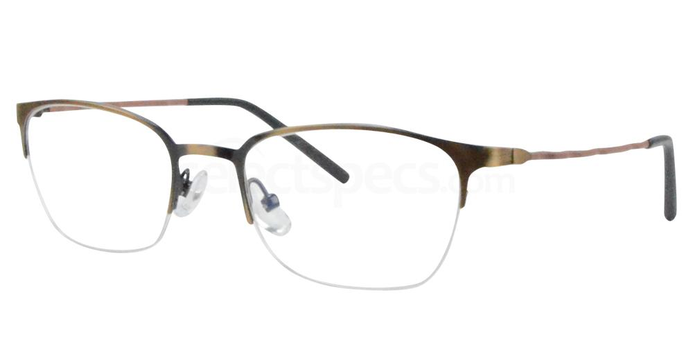 Bronze 9359 Glasses, Sigma