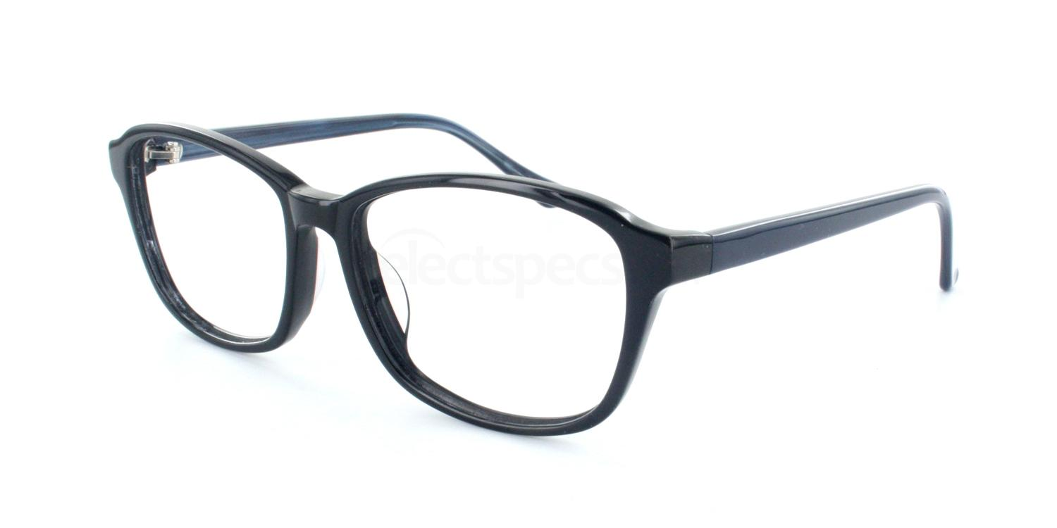 Black/Cream BL8002 Glasses, Sigma