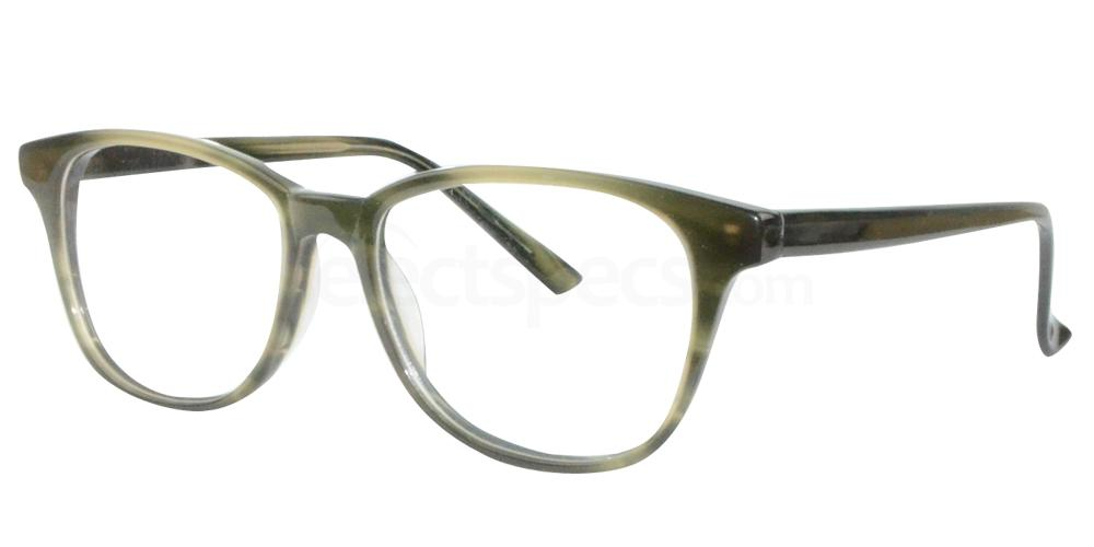 Olive Green BL8010 Glasses, Sigma