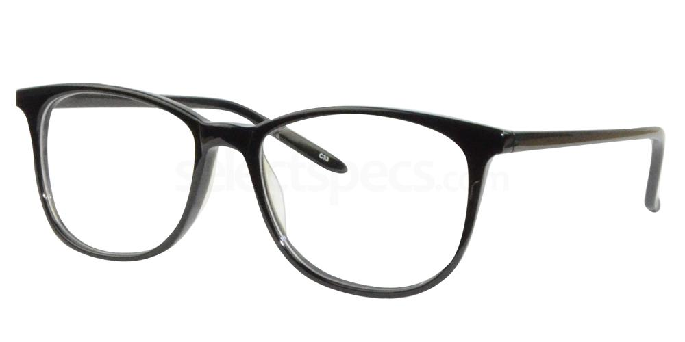Black BL8010 Glasses, Sigma