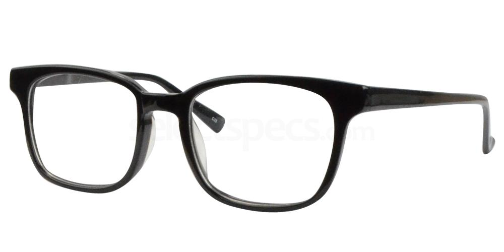 Black BL8007 Glasses, Sigma