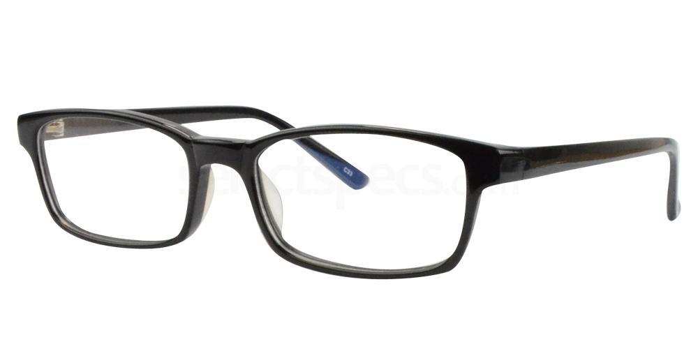 Black BL8023 Glasses, Sigma