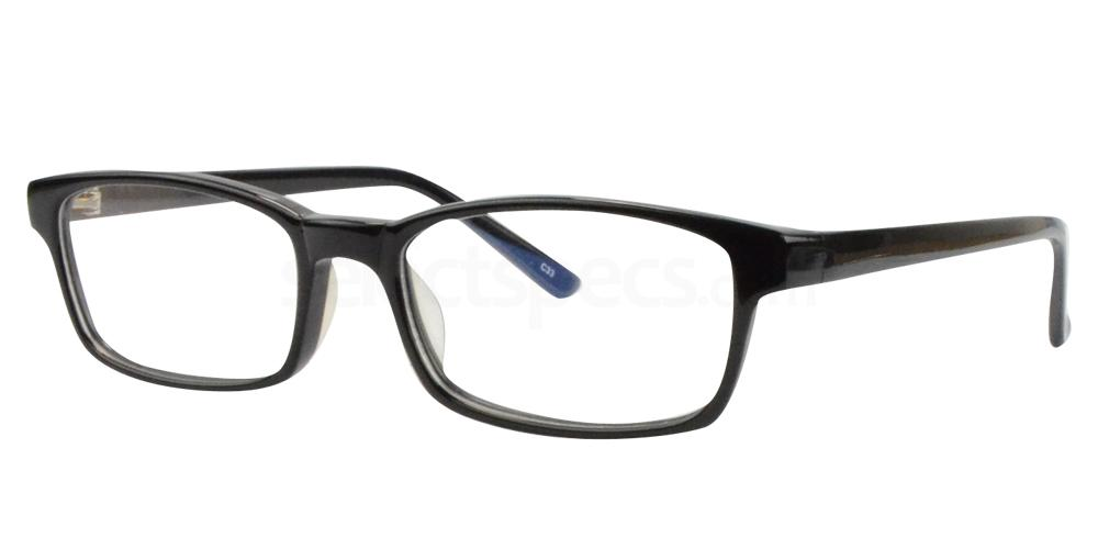 Black BL8023 Glasses, Sigma