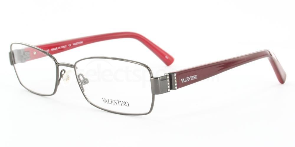 060 V2105R Glasses, Valentino