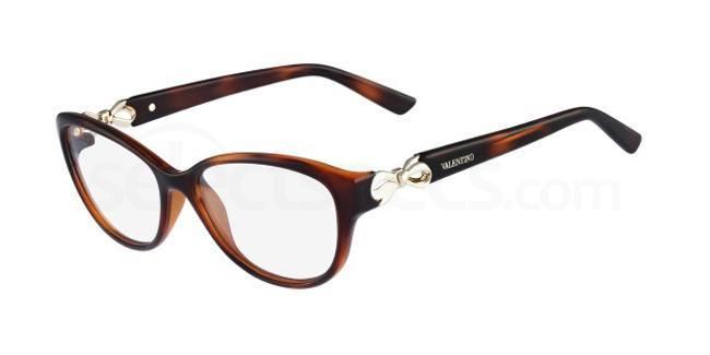 214 V2672 Glasses, Valentino