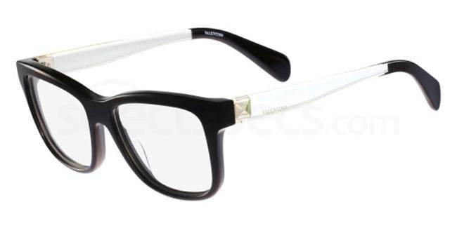 sexy geek chic glasses valentino