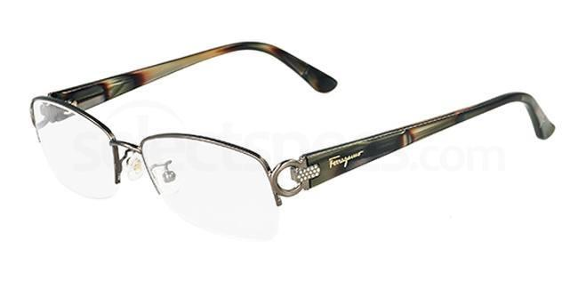 210 SF2104R Glasses, Salvatore Ferragamo