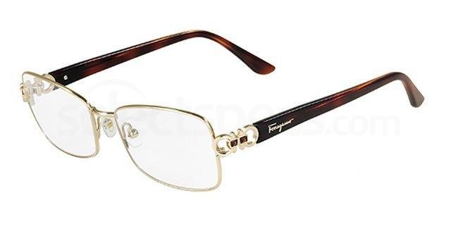 714 SF2105R Glasses, Salvatore Ferragamo