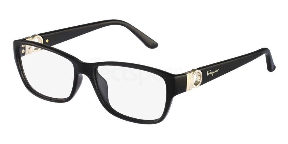 001 SF2666R Glasses, Salvatore Ferragamo