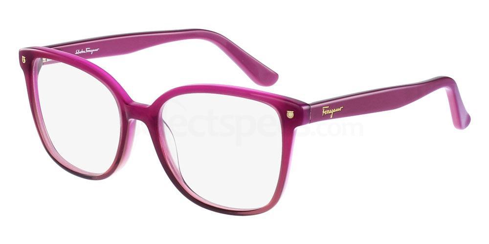 funky geek chic glasses pink
