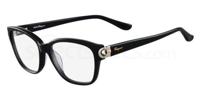 001 SF2734 Glasses, Salvatore Ferragamo