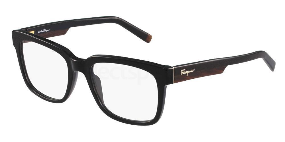 001 SF2751 Glasses, Salvatore Ferragamo