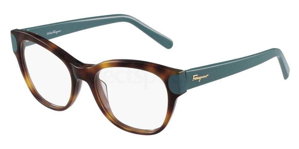 244 SF2756 Glasses, Salvatore Ferragamo