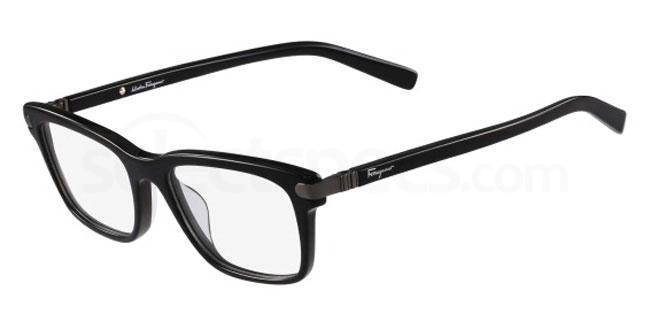 001 SF2758 Glasses, Salvatore Ferragamo