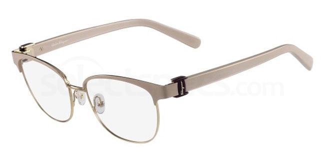 264 SF2147 Glasses, Salvatore Ferragamo